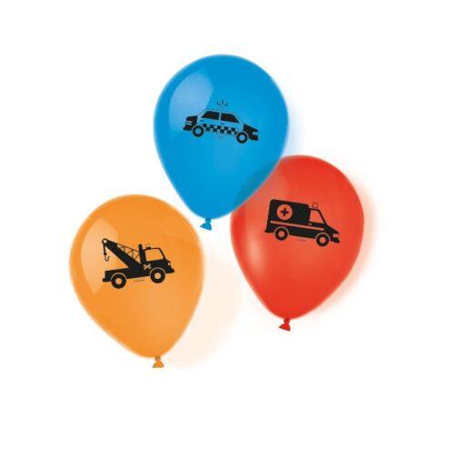 Μπαλόνια – <br> On The Road (6 τμχ)