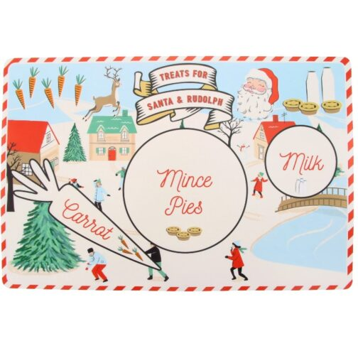 Σουπλά – Treats For Santa and Rudolph <br>(2 τμχ)