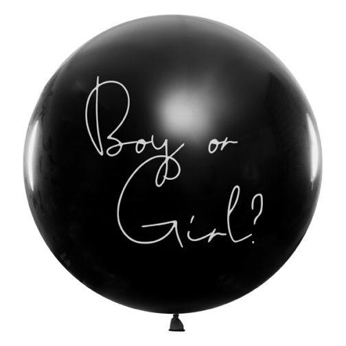 Μπαλόνι Large – Boy or Girl? (Αγόρι)
