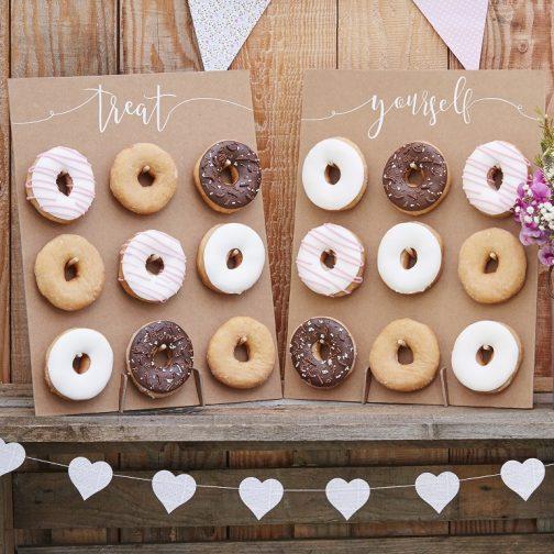 Πίνακες για Donuts