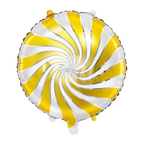 Μπαλόνι foil – Candy <br> Χρυσό