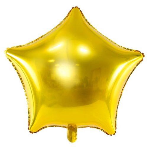 Μπαλόνι foil – Αστέρι Χρυσό