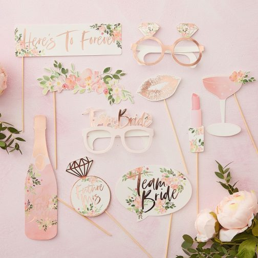 Photo Booth – Team Bride Floral