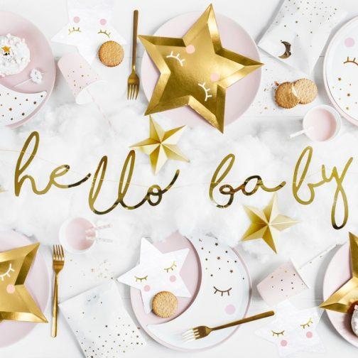 Γιρλάντα – Hello Baby