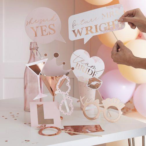 Photo Booth «Future Mrs» – Προσωποποιημένο