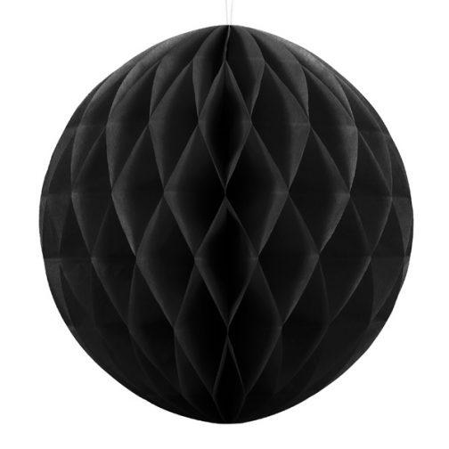Χάρτινη Μπάλα – Μαύρο (20εκ.)