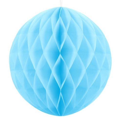 Χάρτινη Μπάλα – Γαλάζιο (20εκ.)