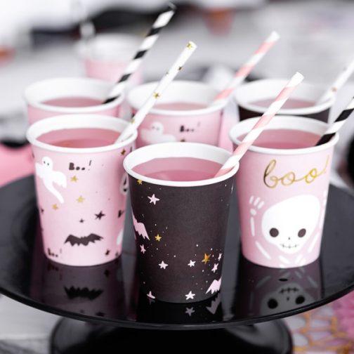 Χάρτινα Ποτήρια – Boo (6 τμχ)