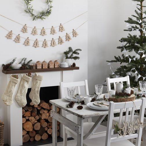 Χριστουγεννιάτικη Διακόσμηση Για το Σπίτι