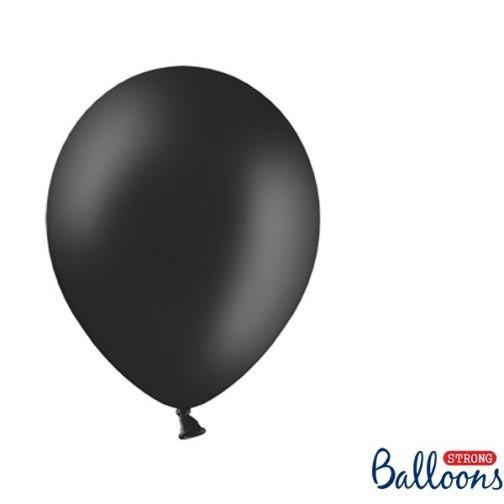Σετ Μπαλόνια – Μαύρα (10 τμχ)