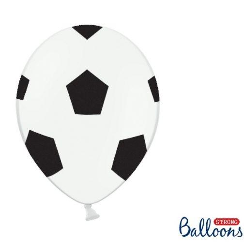 Μπαλόνια – Ποδόσφαιρο (6 τμχ)