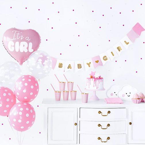 Σετ για Πάρτι – It's A Girl