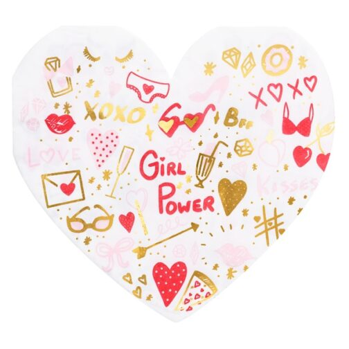 Χαρτοπετσέτες – Girl Power <br>(20 τμχ)