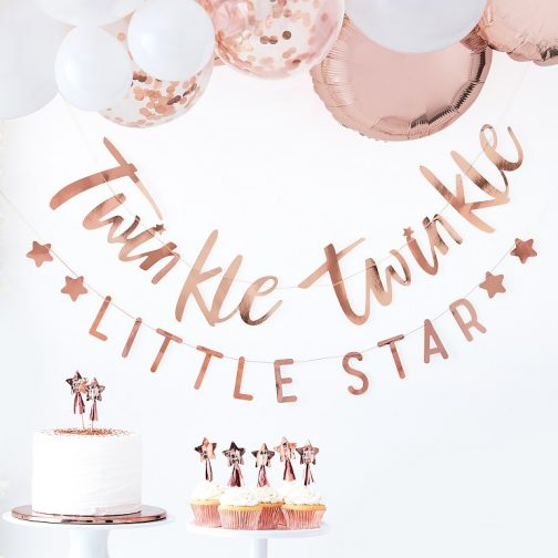 Γιρλάντα – Twinkle Twinkle <br> Little Star
