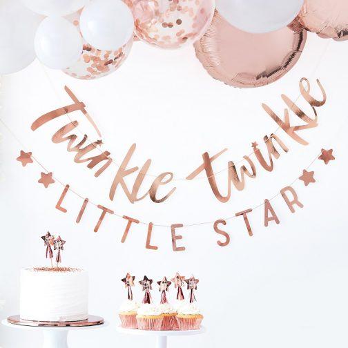 Γιρλάντα – Twinkle Twinkle <br> Little Star