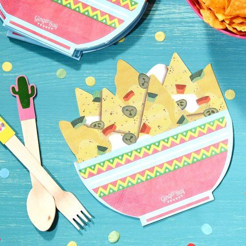 Χαρτοπετσέτες – Viva La Fiesta <br> (16 τμχ)