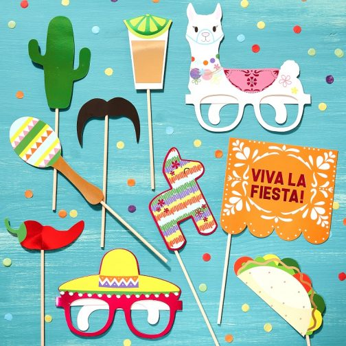 Photo Booth – Viva La Fiesta