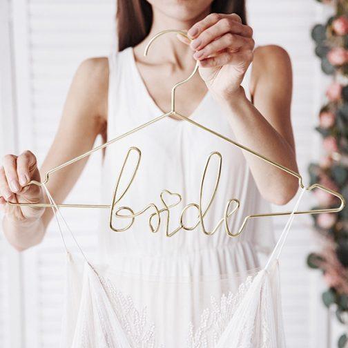 Μεταλλική Κρεμάστρα – Bride