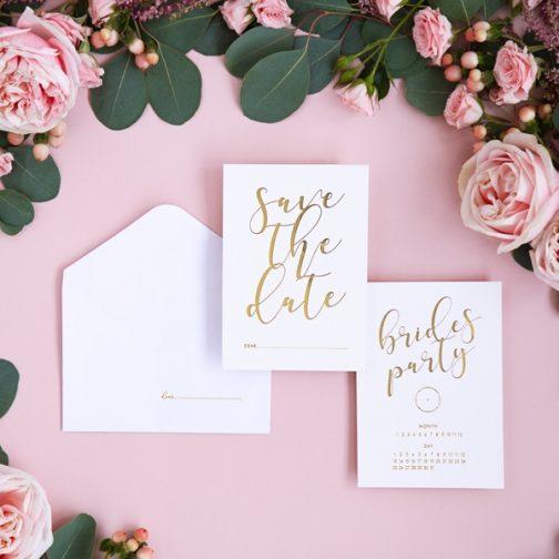 Προσκλήσεις – Bride's Party <br> (10 τμχ)
