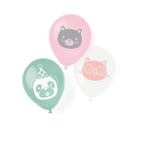 Μπαλόνια – Hello Pets (6 τμχ)