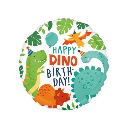 Μπαλόνι foil –<br>Happy Dino Birthday