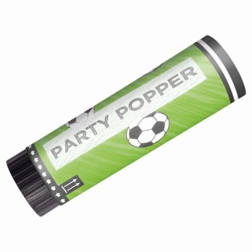 Εκτοξευτήρας Κομφετί – Ποδόσφαιρο (2 τμχ)