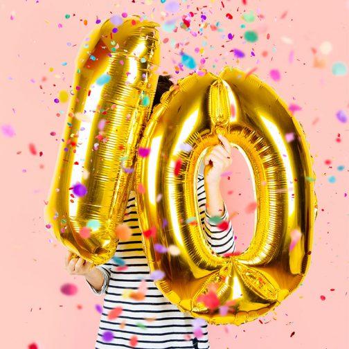 Μπαλόνια Αριθμοί