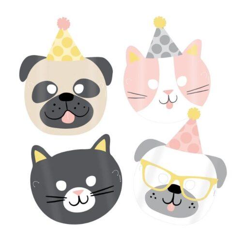 Μάσκες – Hello Pets (8 τμχ)