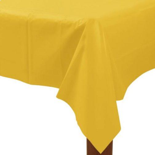 Τραπεζομάντηλο κίτρινο